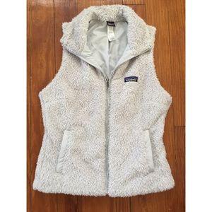Patagonia Los Gatos fuzzy vest